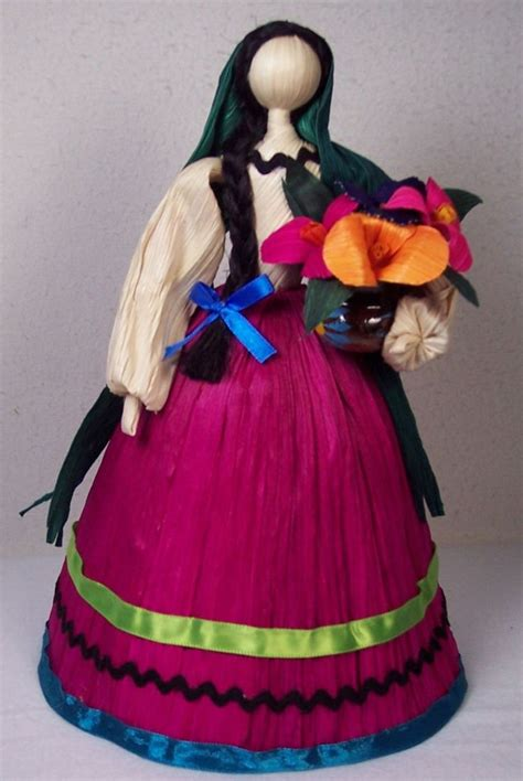 mexican corn husk dolls history mexican corn husk dolls www imgkid the image kid
