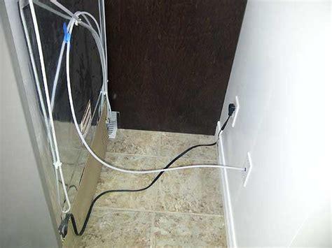 Plumbing A Fridge by Fridge Water Line Mn Plumbing Appliance Installation
