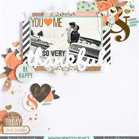 Wedding Anniversary Scrapbook Ideas by Anniversary Scrapbook Page Layouts Www Imgkid The