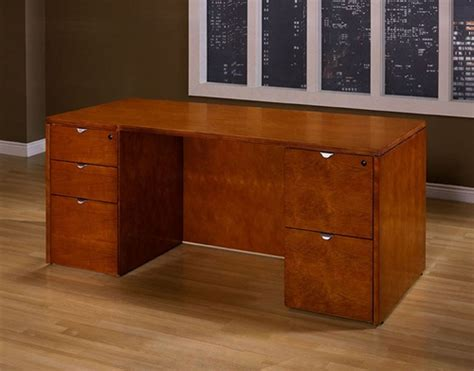 kenwood cherry wood executive desk collection by office