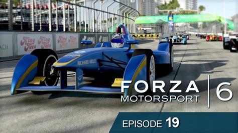 formula 3 vs formula 1 formula e vs formula 1 forza motorsport 6 e19 youtube