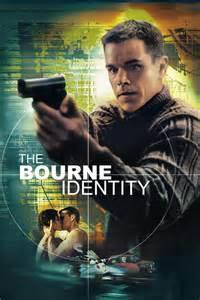 matt damon the bourne series the bourne identity 2002