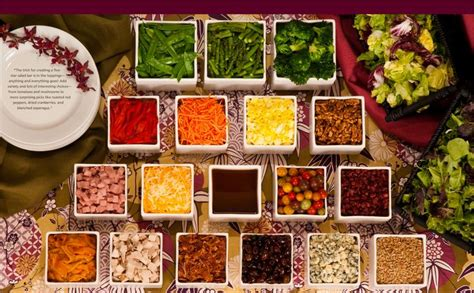 salad bar toppings 17 best images about salad bar ideas on pinterest in