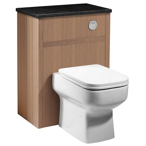 Roper Rhodes Hton Oak Back To Wall Wc Unit 600mm Bathroom Furniture Suppliers