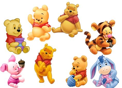 imagenes de winnie pooh bonitas winnie pooh png images free download