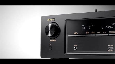 home theater receiver  denon avr xh review
