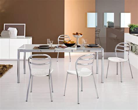 sillas de metal de cocina imagenes  fotos