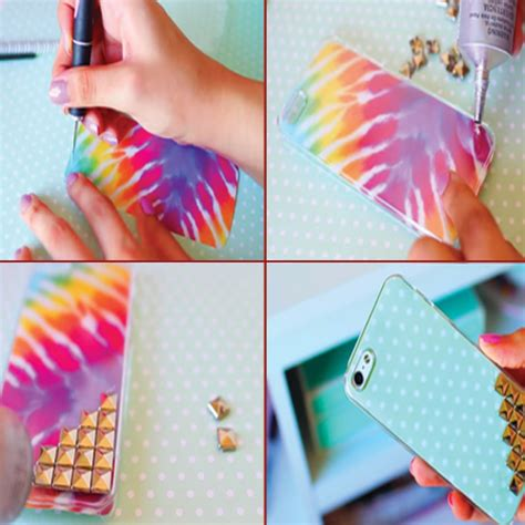 Phone Decoration Ideas by 7 Unbelievably Funky Diy Phone Decor Ideas Slide 4