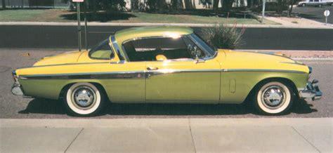 Upholstery Jackson Tn 1955 Studebaker President Speedster Hardtop Coupe 20361