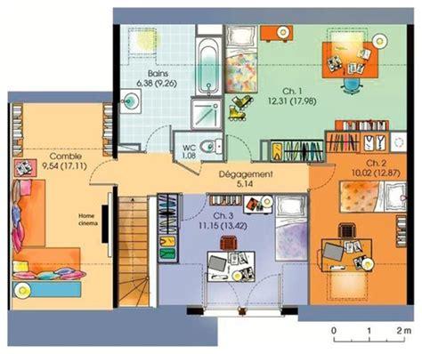 Plan Maison 3d Gratuit En Ligne 3436 by Plan De Maison En Ligne Gratuit
