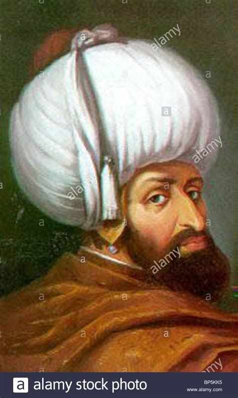 Sultan Of Ottoman Empire Bayezid Ii 1447 48 251 1512 Was The Sultan Of The Ottoman Empire From Stock Photo Royalty Free