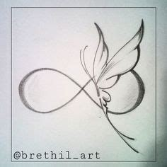 infinity tattoo with angel wings infinity tattoo w angel wings and sparrows then amazing