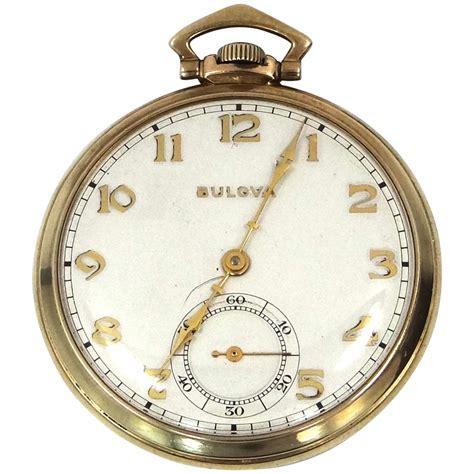 bulova 1930 s 15 jewels pocket from mur sadies on