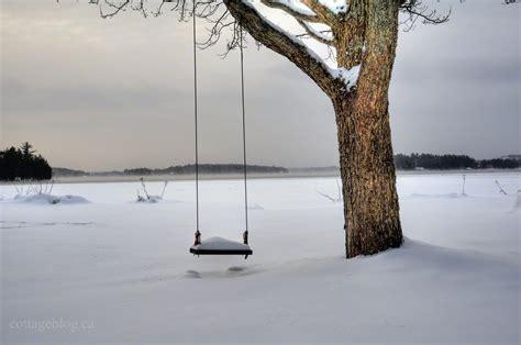 winter swing stumbling in and around muskoka canada part 20