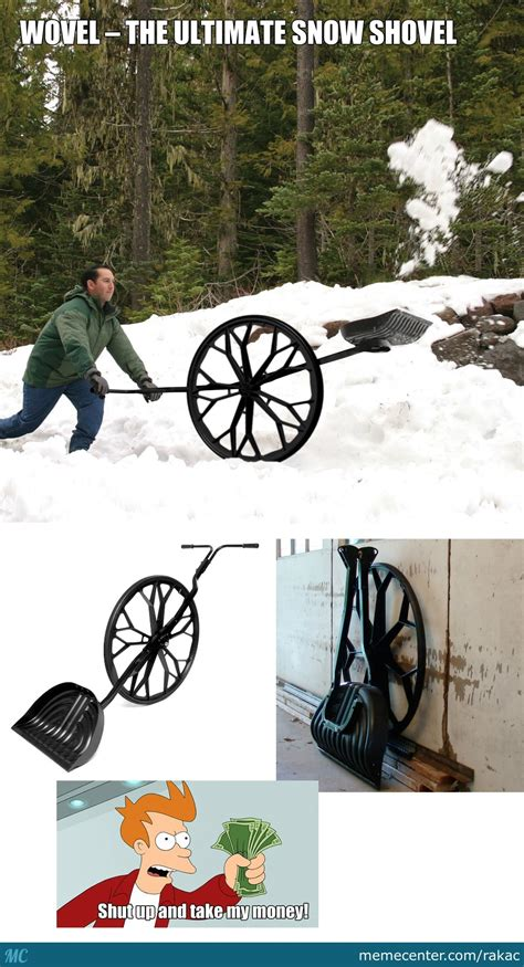 Shoveling Snow Meme - wovel snow shovel by rakac meme center