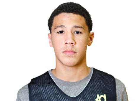 Devin Booker Hairstyle by Devin Booker Basketball Recruiting Player Profiles Espn
