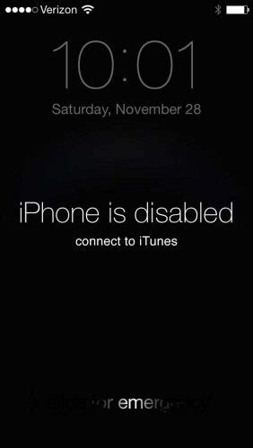 Iphone Disabled Connect To Itunes My Iphone Is Disabled Connect To Itunes Here S The Fix