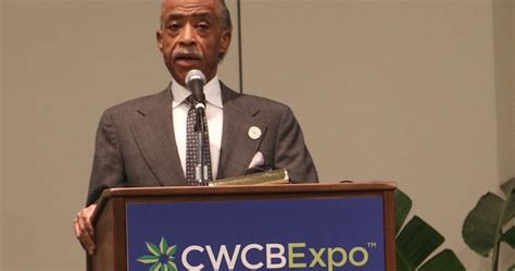 Al Sharpton Criminal Record Rev Al Sharpton Speaks At Cannabis World Congress Conference Marijuana