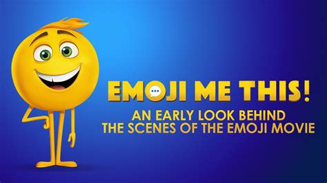 the emoji emoji me this an early look the of the