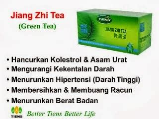 Obat Herbal Jiang Zhi Tea pengobatan herbal tienshi indonesia jiang zhi tea teh