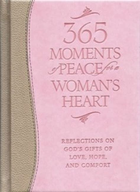 morning 365 devotionals like no other books 365 moments of peace for a woman s book review