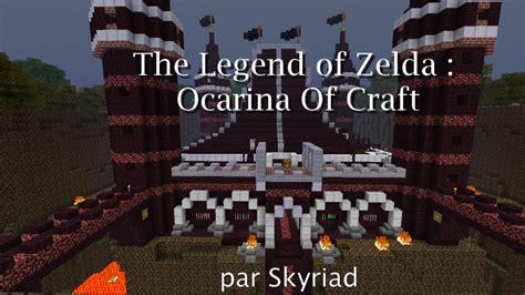 legend of zelda adventure map minecraft pe map aventure solo francaise the legend of zeda ocarina