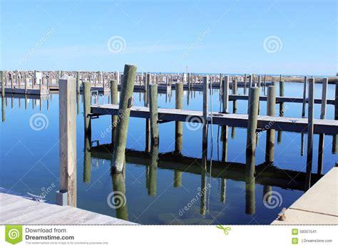 piers usa piers historical fishtown leland michigan stock photo