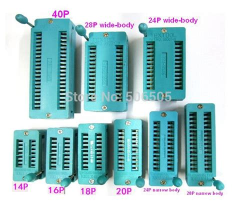 Dijamin Soket Ic 24p aliexpress buy 24p narrow ic activities seat 24pin test socket 24 locking seat 24 pin