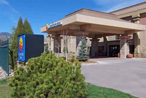 comfort inn in colorado springs comfort inn south colorado springs colorado