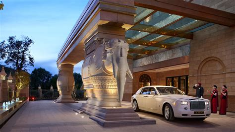 Property Records Delhi The Leela Palace New Delhi Gha