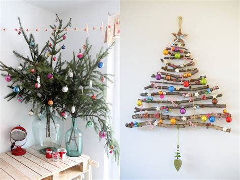 tree alternative ideas 35 and crafty unique tree decor for the