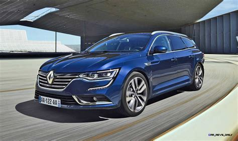 renault sedan 2016 2016 renault talisman estate
