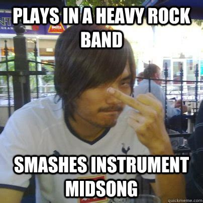 Funny Rock Memes - angry asian man rudy memes quickmeme