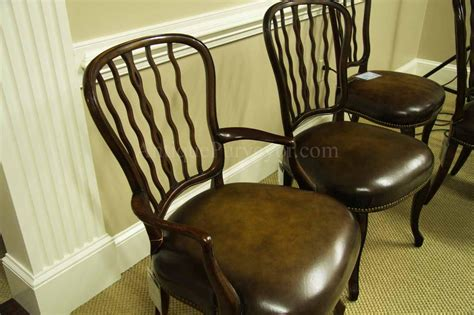 Shield Back Dining Room Chairs Antique Mahogany Shield Back Dining Room Chairs With Leather