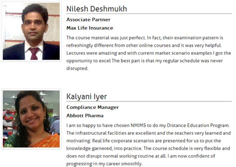 Nmims Distance Learning Mba by An Unbiased Review On Nmims Distance Learning Mba 2016