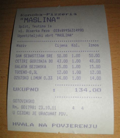pizza receipt template file croatia pizza receipt jpg