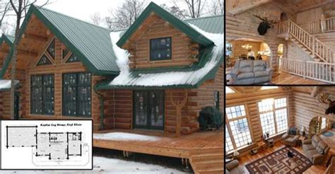 cool cabin designs goodshomedesign