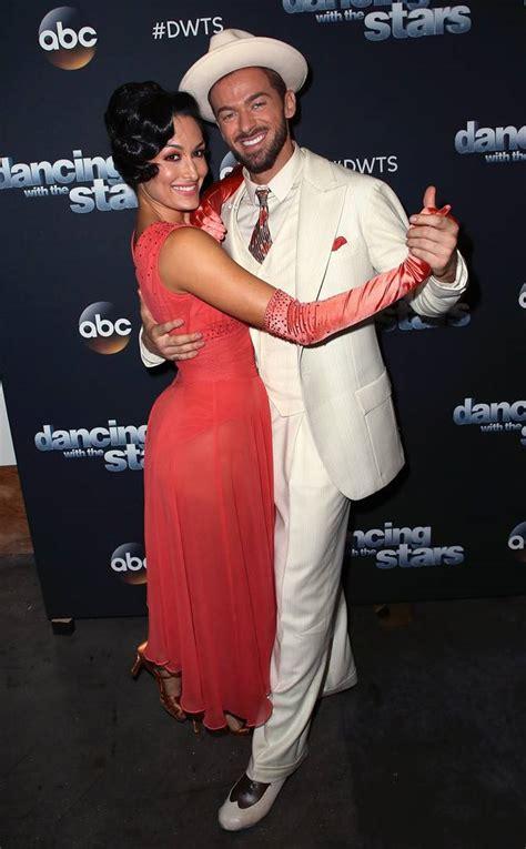 nikki bella and artem nikki bella is dating dancing with the stars partner