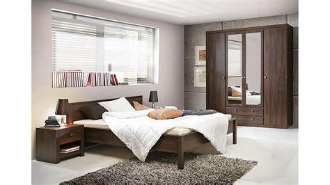 schlafzimmer schrank und bett schlafzimmer set indigo schrank und bett in eiche durance
