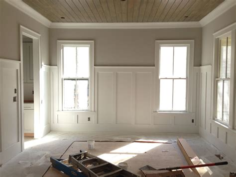 Wainscoting Panels Uk by Pine Tongue And Groove Ceiling With 5 Wainscoting I
