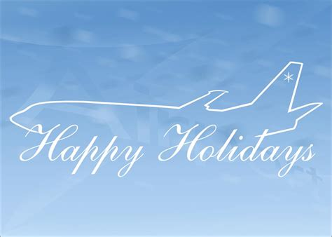 airplane sketch holiday card airport airplane from