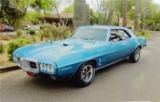 1969 Pontiac Firebird » Home Design 2017