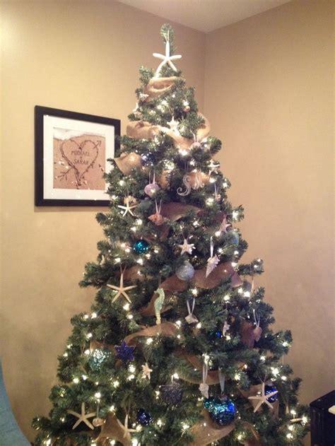coastal christmas tree