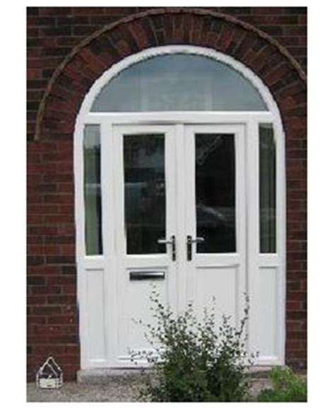 Arched uPVC Door Frames   Value Doors UK
