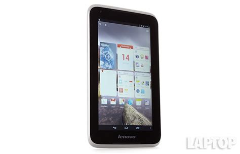 Lenovo Ideatab A1000 T Lenovo Ideatab A1000 Review Budget Android Tablet Laptop