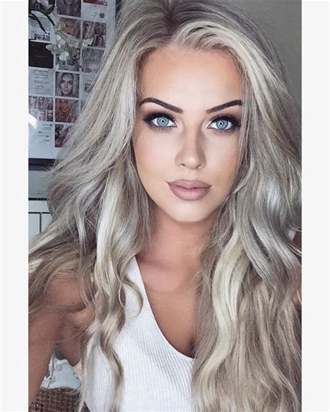 silvery blonde hair color chlo 233 boucher quot fresh blonde from zeroonesalon braids