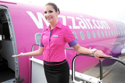 Wizz Air Cabin Crew wizz air launches services from constanta to luton