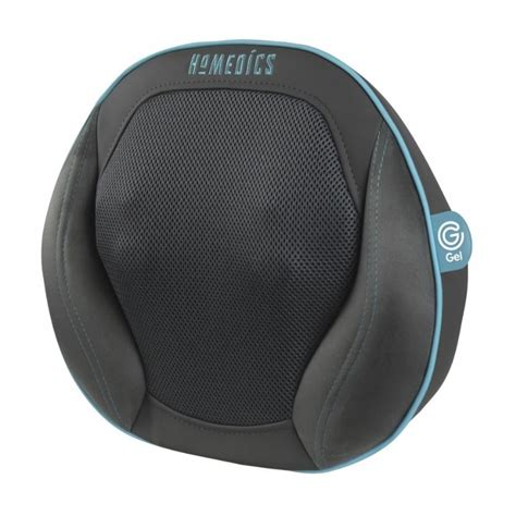cuscino massaggiante homedics homedics gel