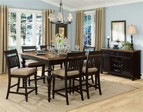 country dining room table country d 233 cor for classic appearance