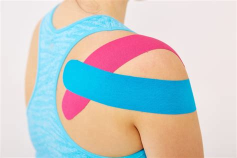 Kinesio Tap 5 Warna manfaat kinesio koyo warna warni untuk cedera